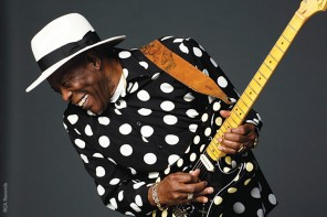 Buddy Guy - the 'influencer' of many modern Blues artists.